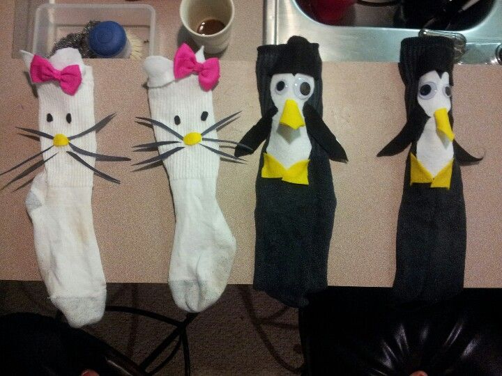 Crazy socks #crazysockdayideas