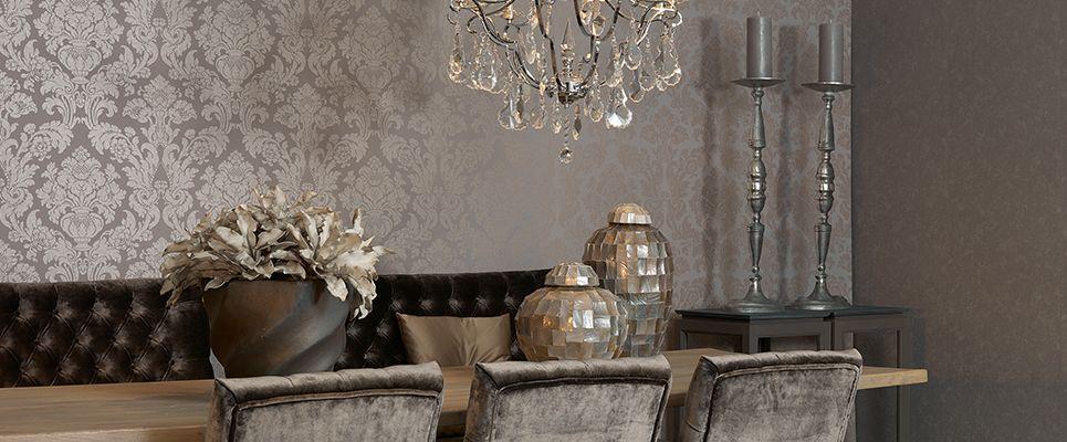 emejing tapeten rasch wohnzimmer images - house design ideas