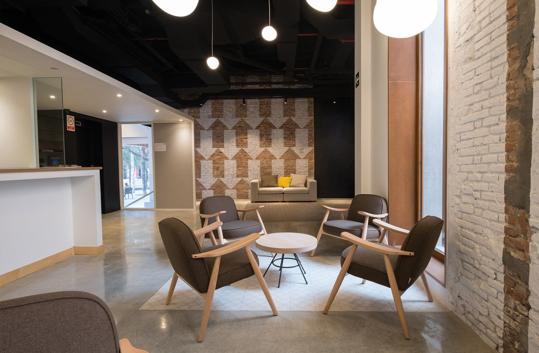 Residencia Residencia Unihabit Ciutat Vella Barcelona  # Muebles Lujo Barcelona