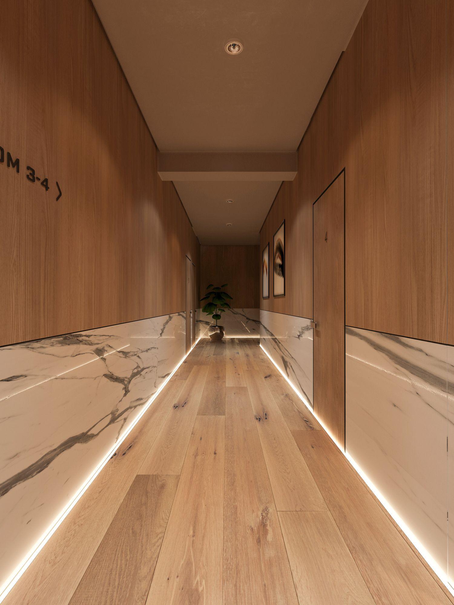 mini hotel interiors pinterest design hotel modernes design und indirekte beleuchtung. Black Bedroom Furniture Sets. Home Design Ideas