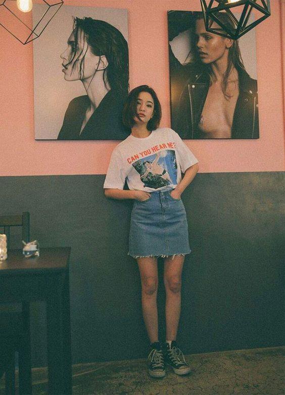 Moda coreana: 20 Looks coreanos para se inspirar e copiar