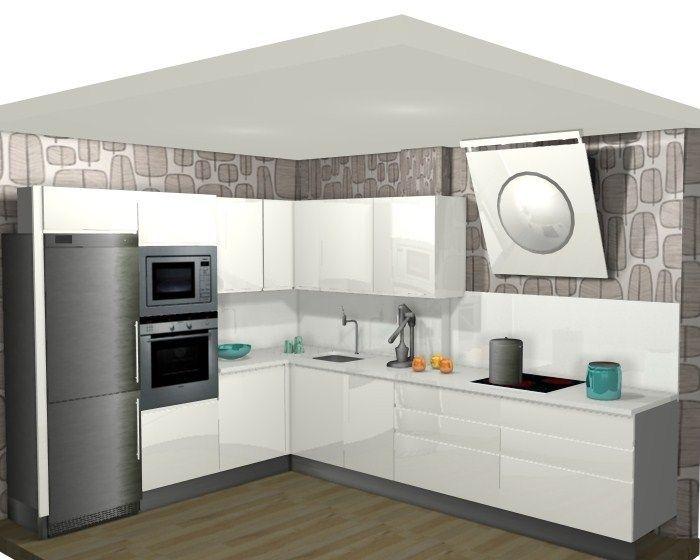 Programas de Diseño de Cocinas por Ordenador | Diseño de ...
