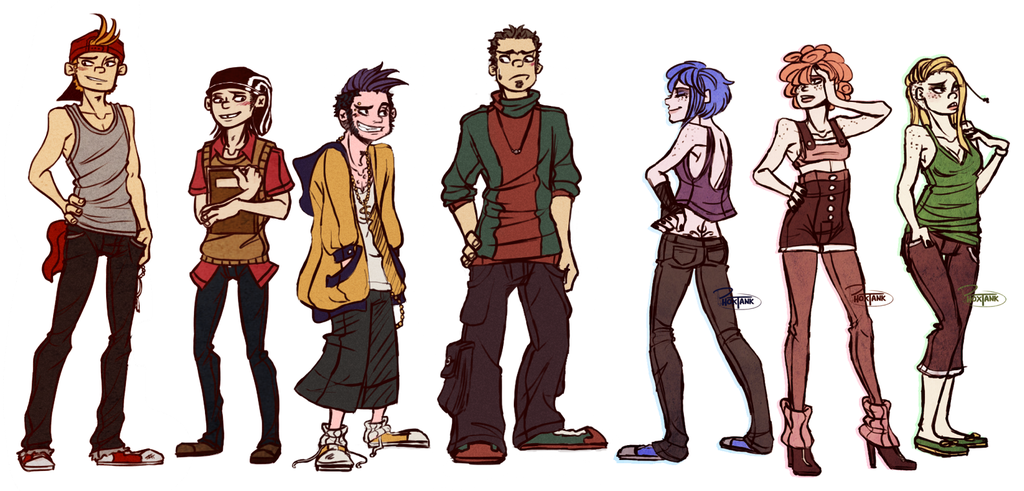 Some teen-style for Ed Edd Eddy~