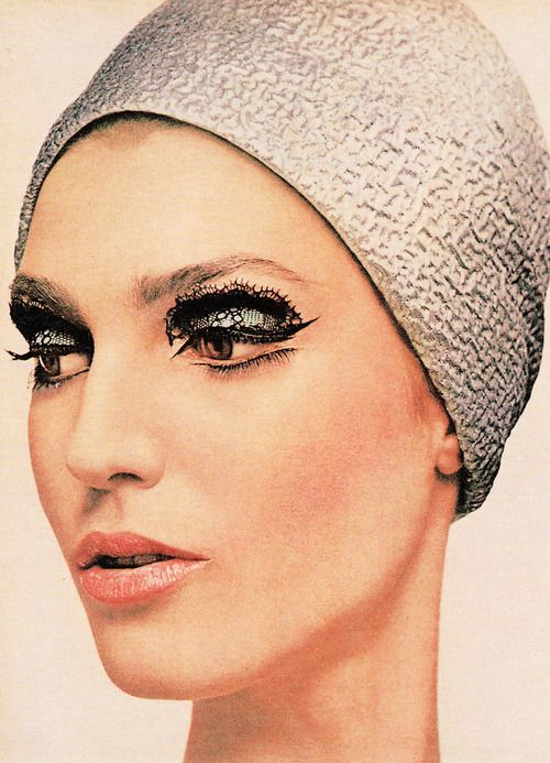 1960s Hat and Make Up