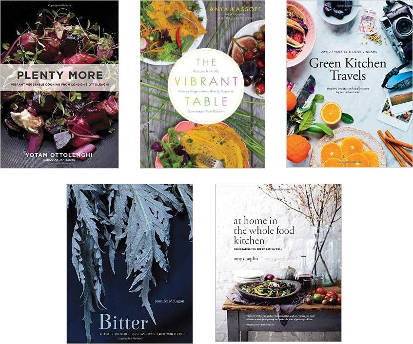 Check out my favourite cookbooks of 2014! Recipes from each of these books coming soon...