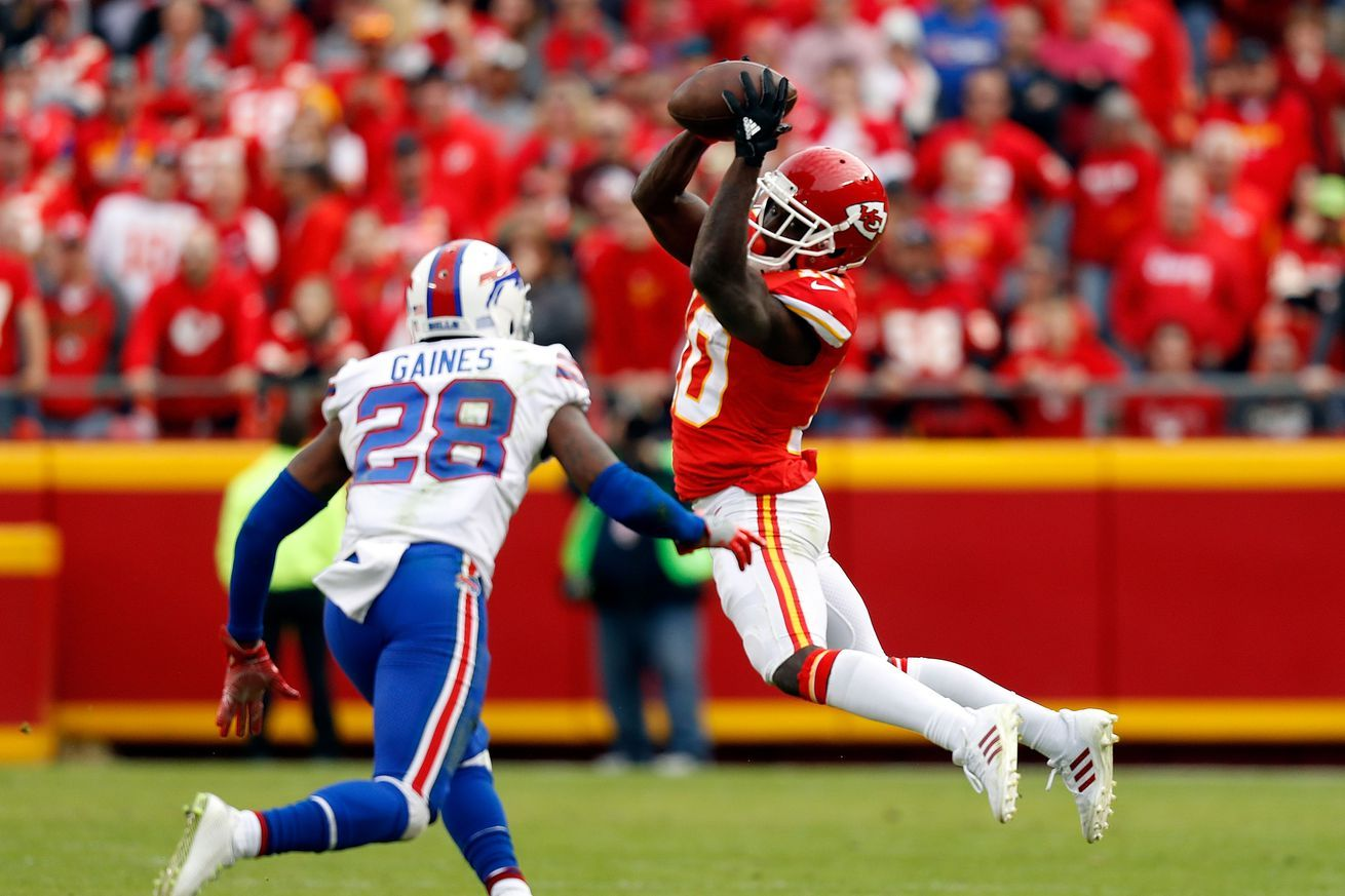 Chiefs offensive trends from the Bills game Free agent