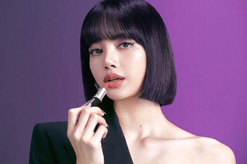 Blackpink S Lisa Is The New Face Of Mac Cosmetics Beauty Job Beauty Blackpink Lisa