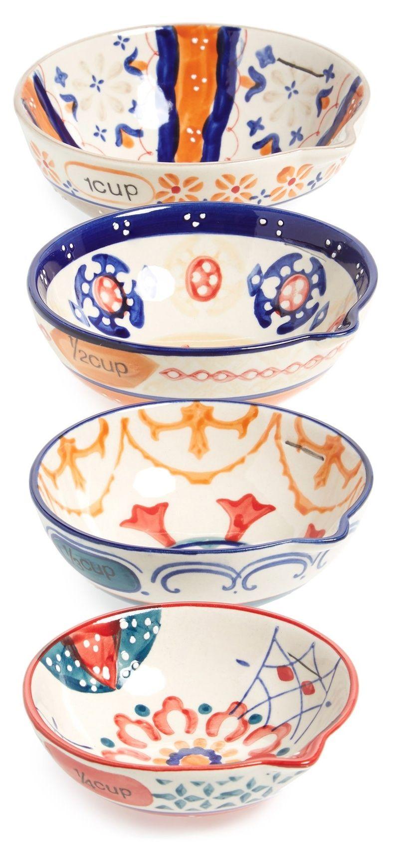 Küchen design messungen vintage ceramic measuring cups  porcelanas  pinterest  küchenwelt