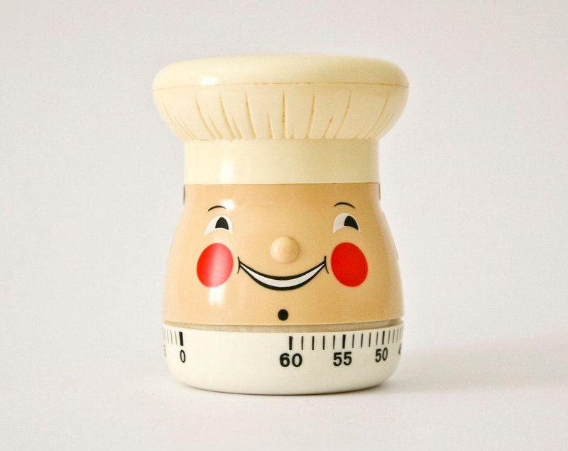 Fat Chef Kitchen Cooker Timer | PUT ON A HAPPY FACE! :) | Pinterest ...