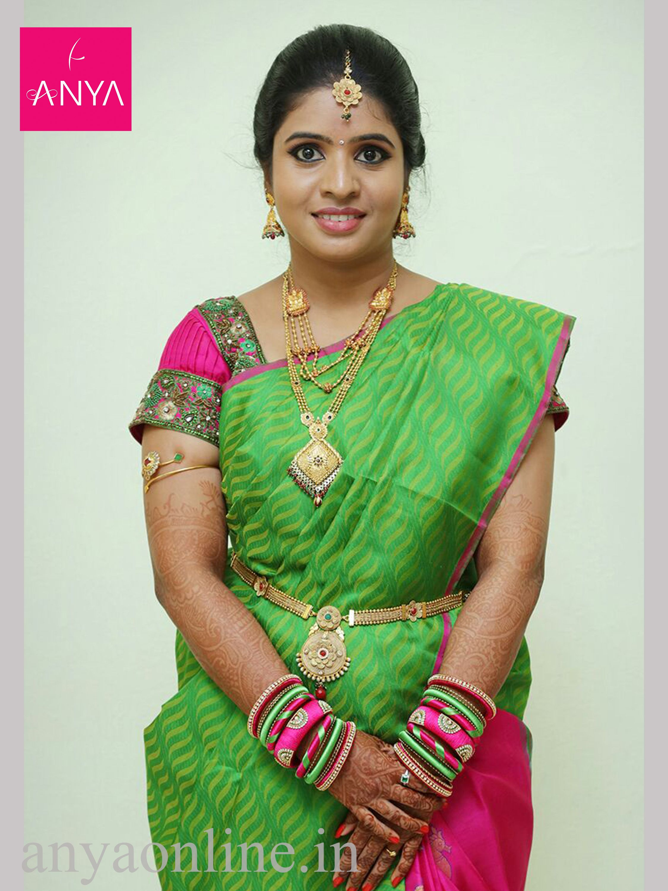 0aad9a02ee Anya provides best collection of customised blouses designer blouses,  embroidery blouses in coimbatore