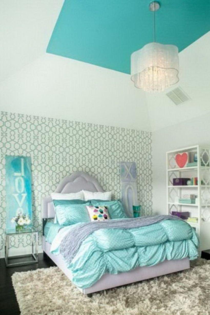 55+ Creative Teenage Girls Bedroom Organization Ideas images