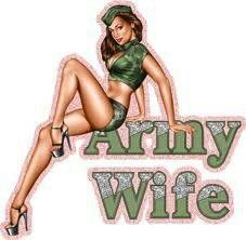 Sexy army wife