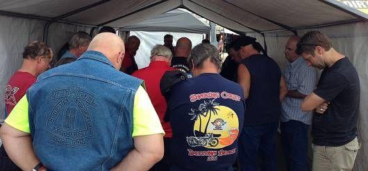 Sturgis bike rally volunteers move into 'devil's playground' - Baptist Press