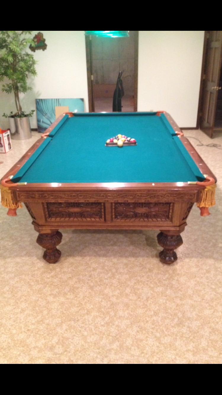 Tiffany Pool Table Pool Table Pinterest Pool Table Custom - Handmade pool table
