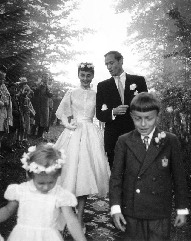 Vestidos de novias de celebs que son toda una inspiración ...