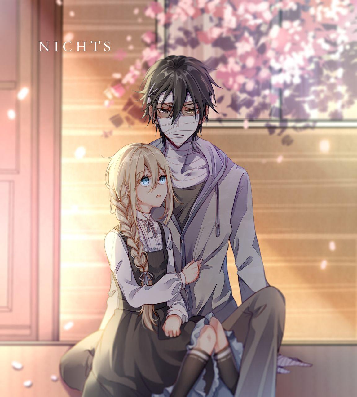 Photo of Image about anime in Satsuriku no Tenshi by Naho
