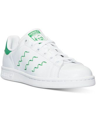 Stan Smith Squiggly Casual Sneakers