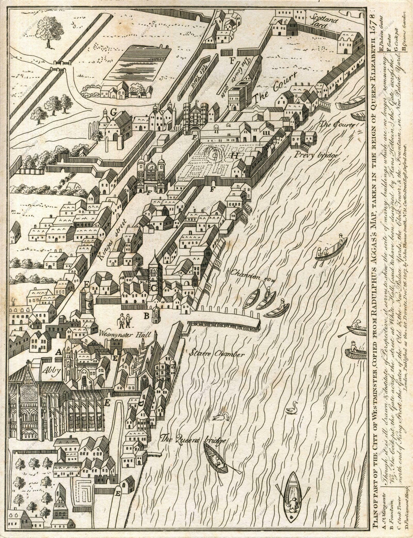 City of Westminster -1578