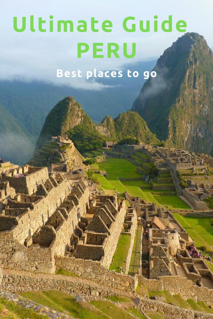 The Ultimate Guide To Peru Titicaca The Globe