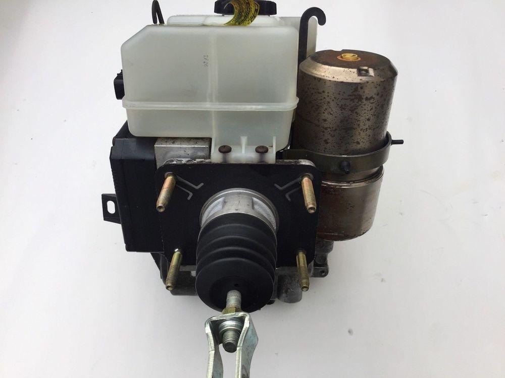 02 01 Toyota 4runner Abs Hydraulic Brake Booster 47210 35040 Pump Anti Lock Oem Toyota Toyota 4runner 4runner Toyota