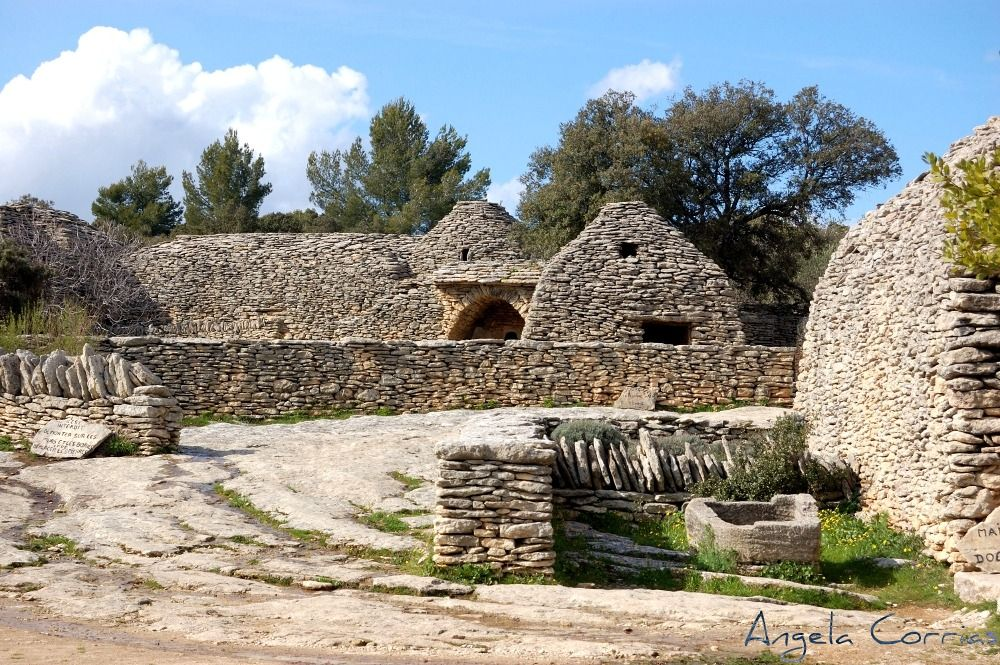 Village de Bories, close gordes