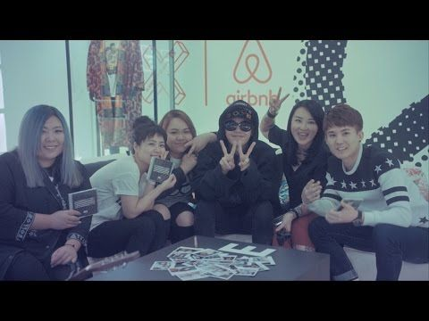 G-DRAGON X Airbnb - Superstar to Superhost - YouTube