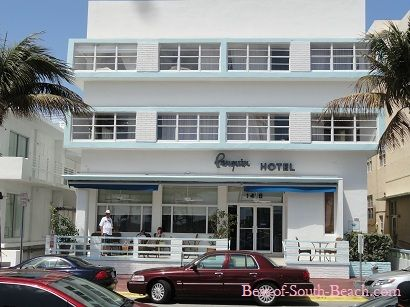 The Penguin South Beach Hotel With