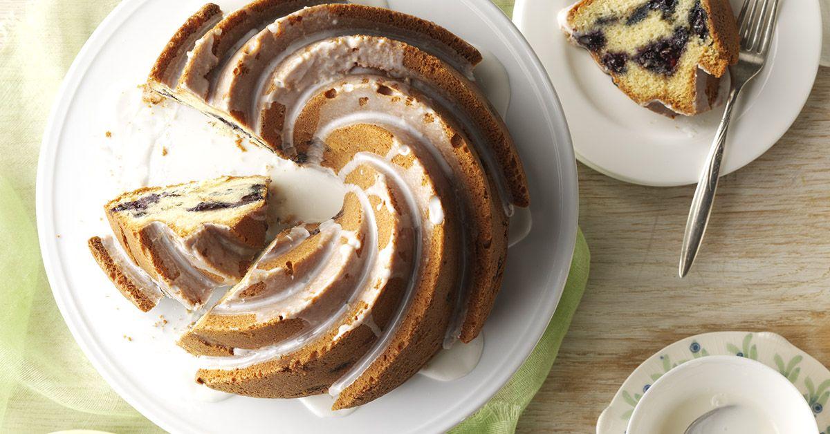 Blueberry sour cream coffee cake recipe coffee cake