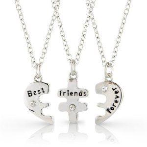 24+ Matching best friend jewelry set ideas in 2021