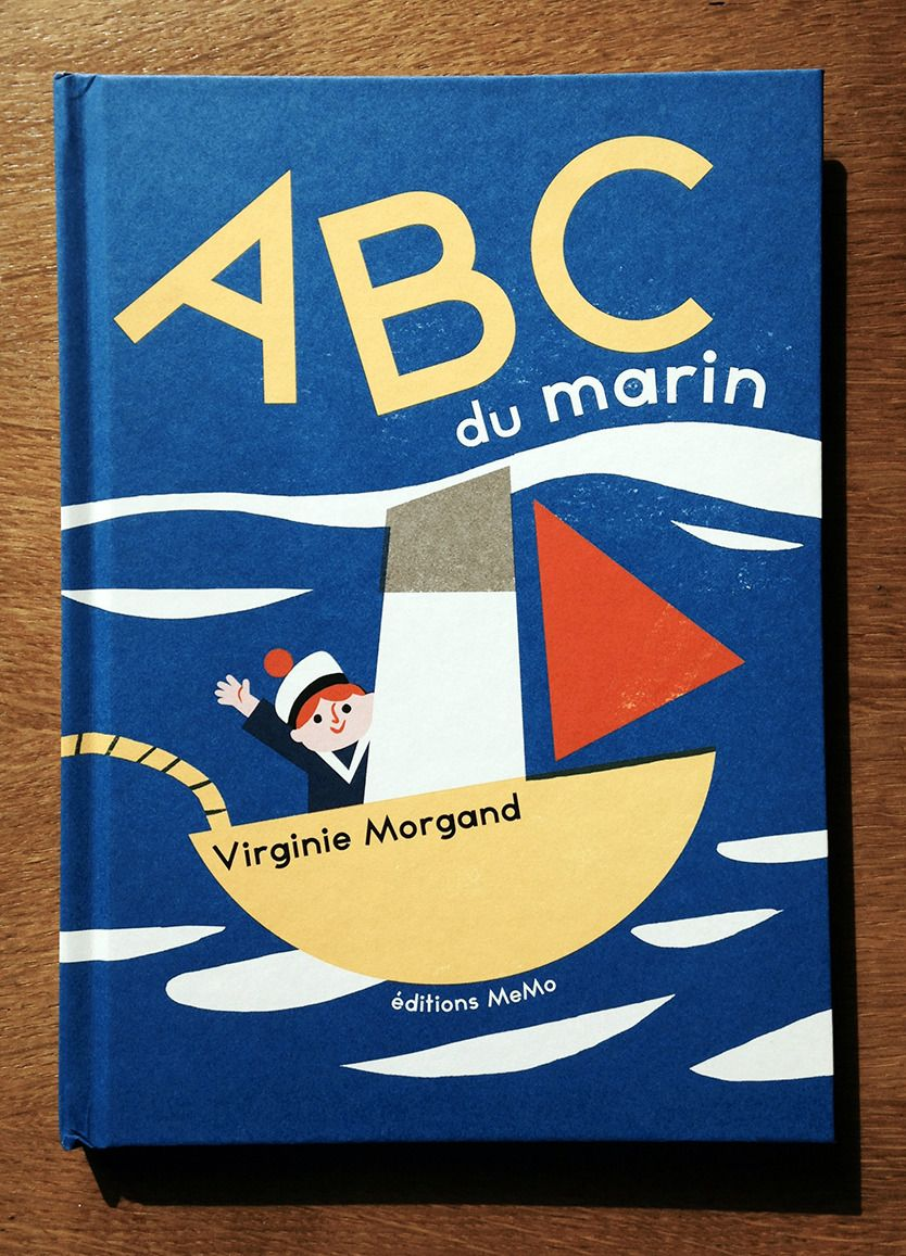 ABC du marin, Virginie Morgand