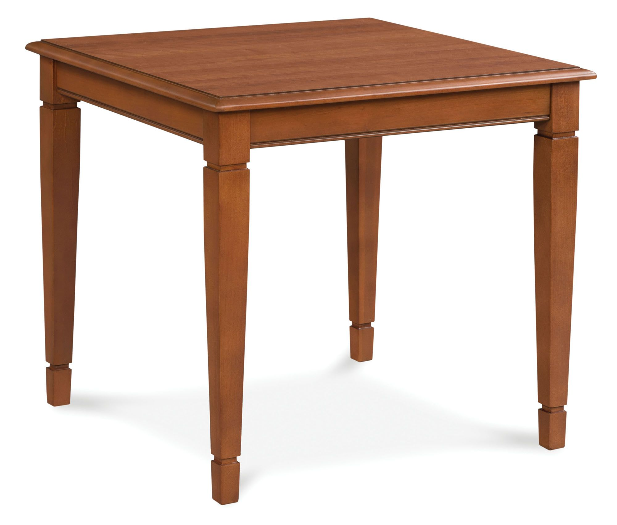 Square End Table In Cherry | Fairfield Chair Company | Home Gallery Stores