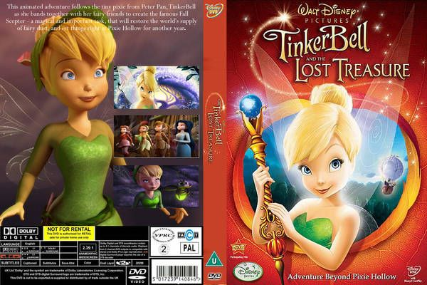 Tinkerbell And The Lost Treasure Outfit Google Search QuotFaith Trust