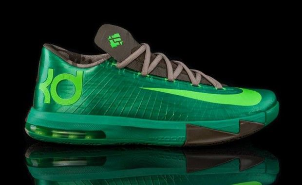 "02993a0b03f Nike KD VI ""Bamboo"" Another Look"