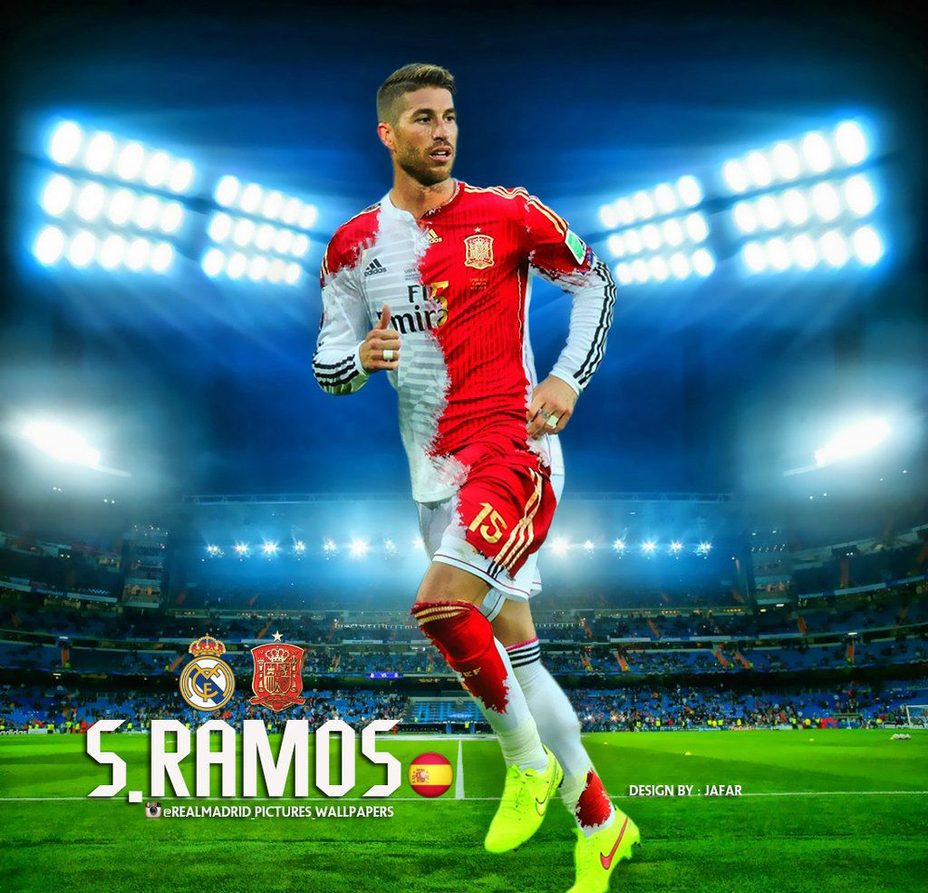 Sergio Ramos 2015 Wallpaper In 2020 Sergio Ramos Madrid Wallpaper Real Madrid Wallpapers