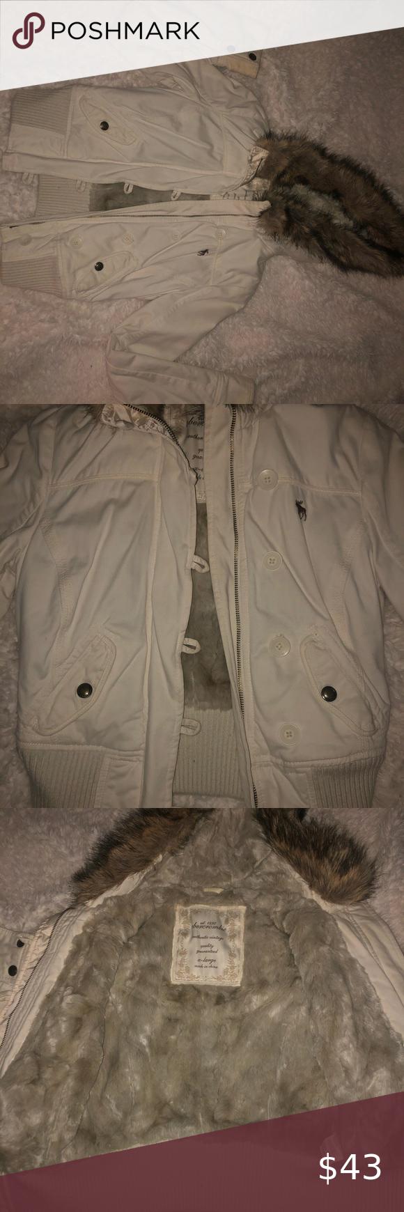 Abercrombie Fitch Authentic Vintage Jacket Vintage Jacket Abercrombie And Fitch Jackets Warm Jacket