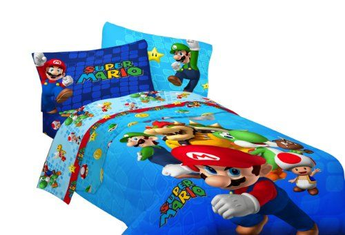 Pin By Lissa Axtell On Bedroom Ideas For Little Man Super Mario