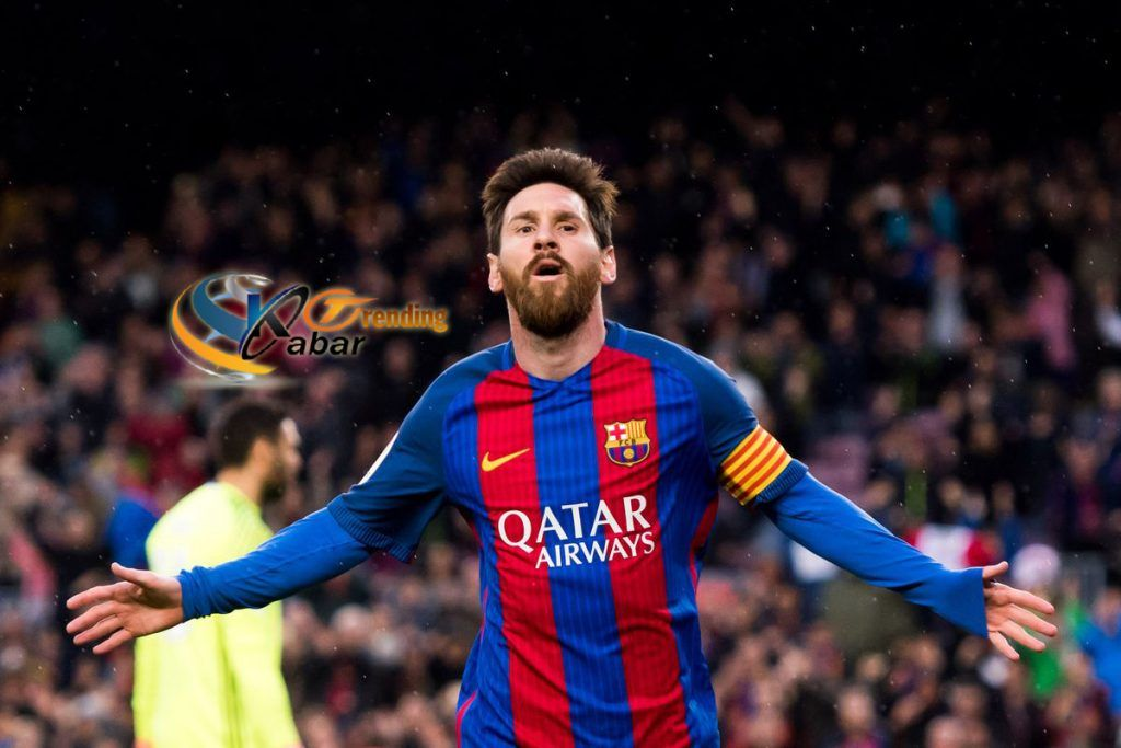 Kabar Bahwa Manchester City Menginginkan Messi Sudah Menjadi