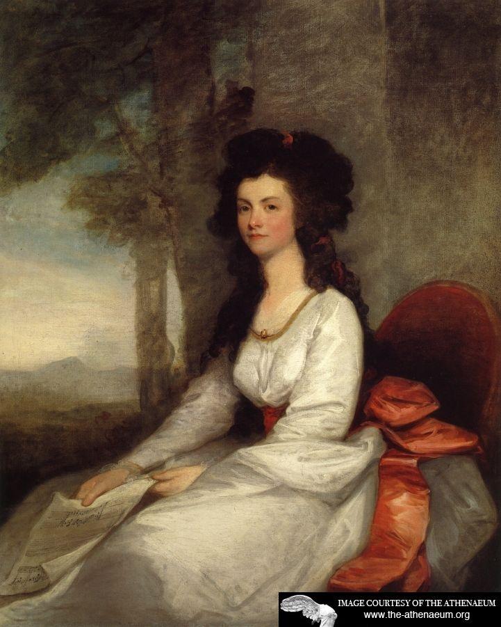 Eleanor Gordon  Gilbert Stuart