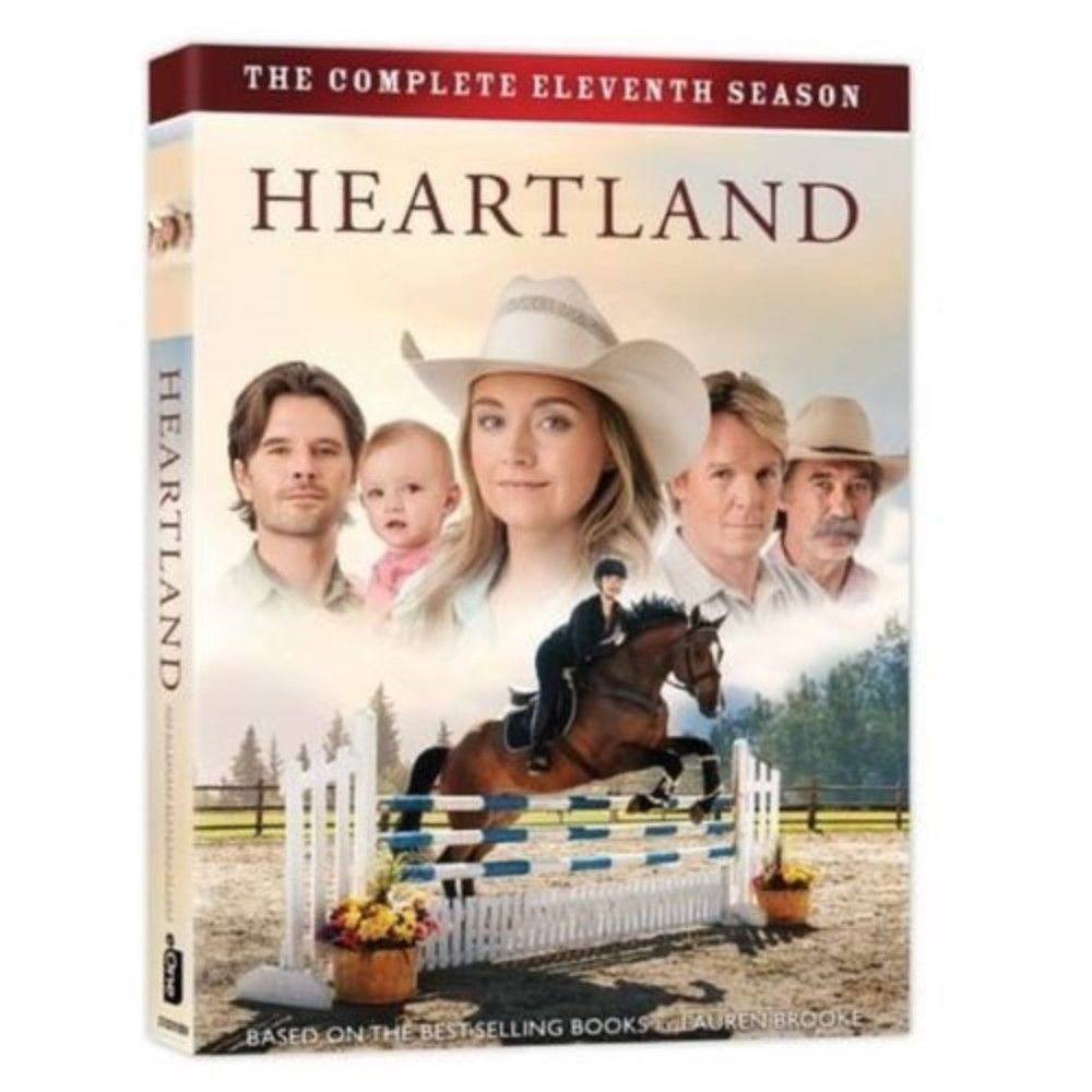Heartland Season 11 (DVD, 2018) Box Set Brand New Free