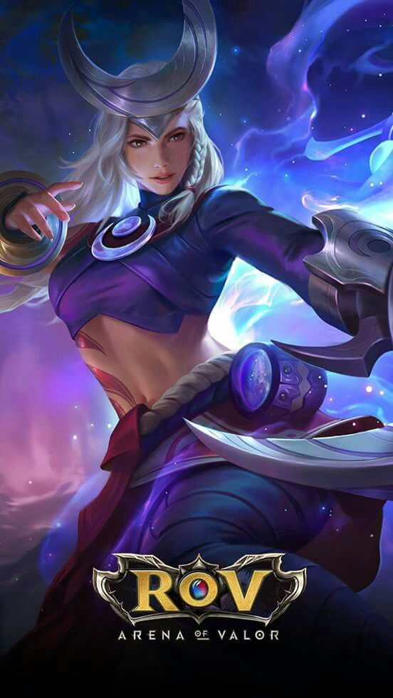 Lindis Marksman Arena Of Valor Wallpaper Pinterest Game Character Mobile Legends And Character