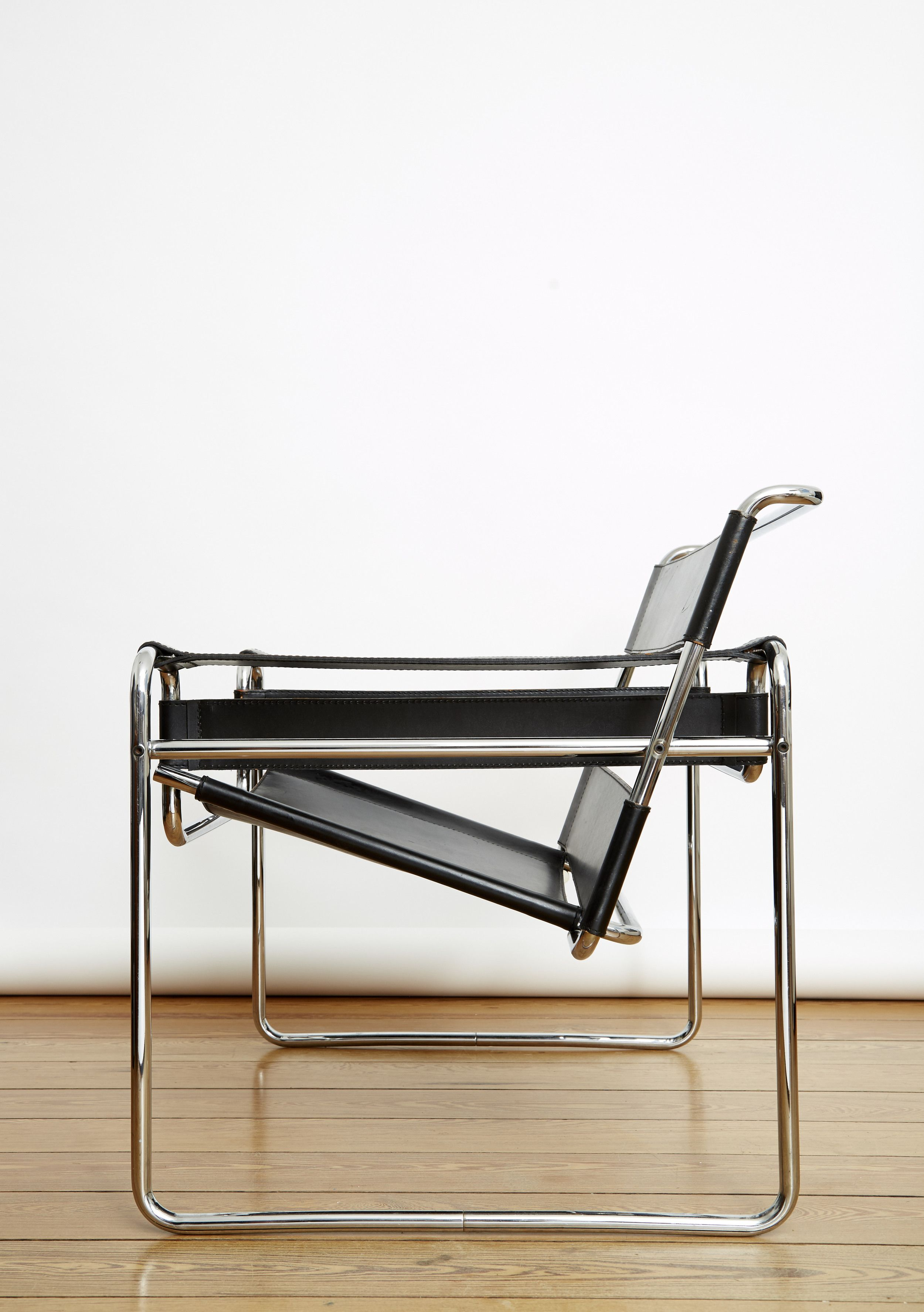 Wassily Chair Marcel Breuer The Wassily Chair Model B3 Chair 1925 1926 Steel
