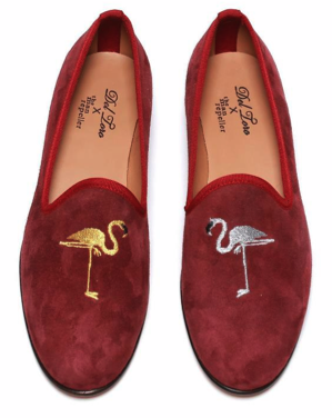 Del Toro x Man Repeller Fancy Flamaingo loafers - not my style (or sex!) but hey, they are flamingo!