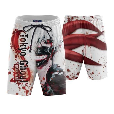 c3c8561432 Tokyo Ghoul Dark War Ken Kaneki Boardshorts Swim Trunks #tokyoghoul #Dark  #War #Ken #Kaneki 3Boardshorts #Swim Trunks