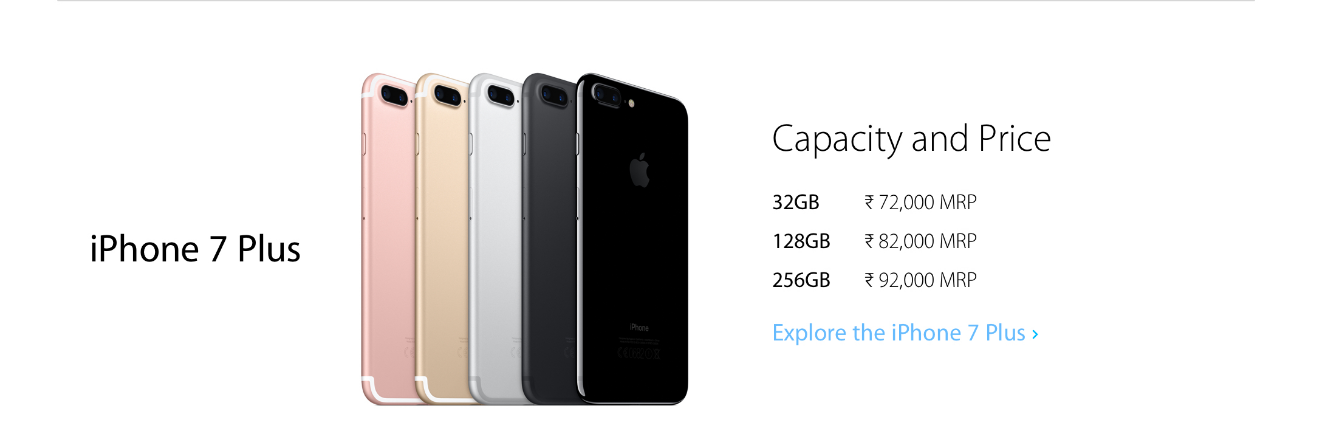 Pre Order Apple IPhone 7 And Plus Online In India On Flipkart Check Out The Price For Available BlackJet BlackGoldSilver Rose