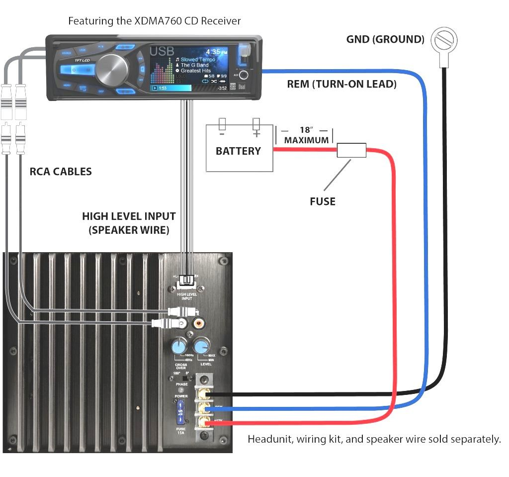 Car Amplifier Wiring Diagram Installation, http://bookingritzcarlton.info/ car-amplifier-wiring-diagram-installation/ | Subwoofer wiring, Car amplifier,  Car ampPinterest