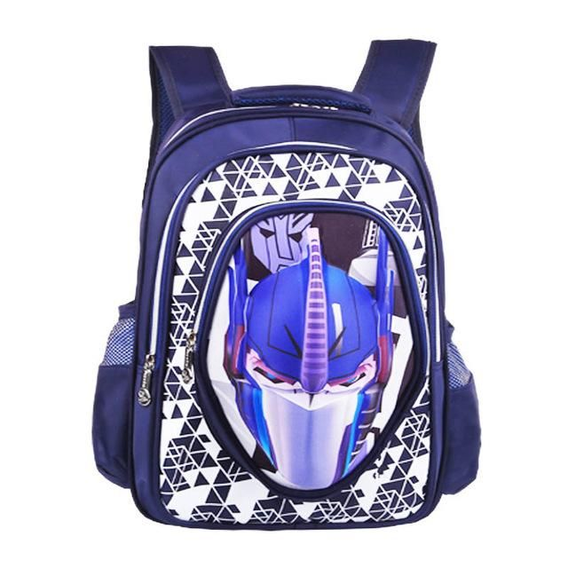 ff3d212745ce 3D Cartoon Big Capacity Russia Style Orthopedic School bags For Boys Car  Ultralight Waterproof Backpack Child