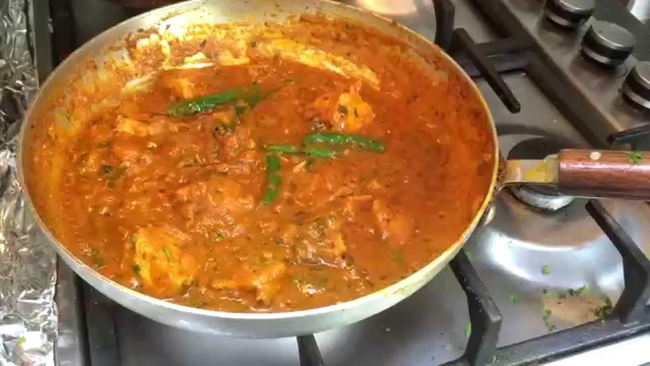 Garlic Chilli Chicken (Restaurant Style)   Curry kitchen ...