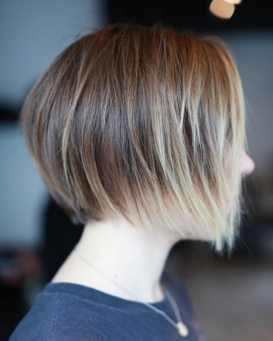 cute and easytostyle short layered hairstyles balayage