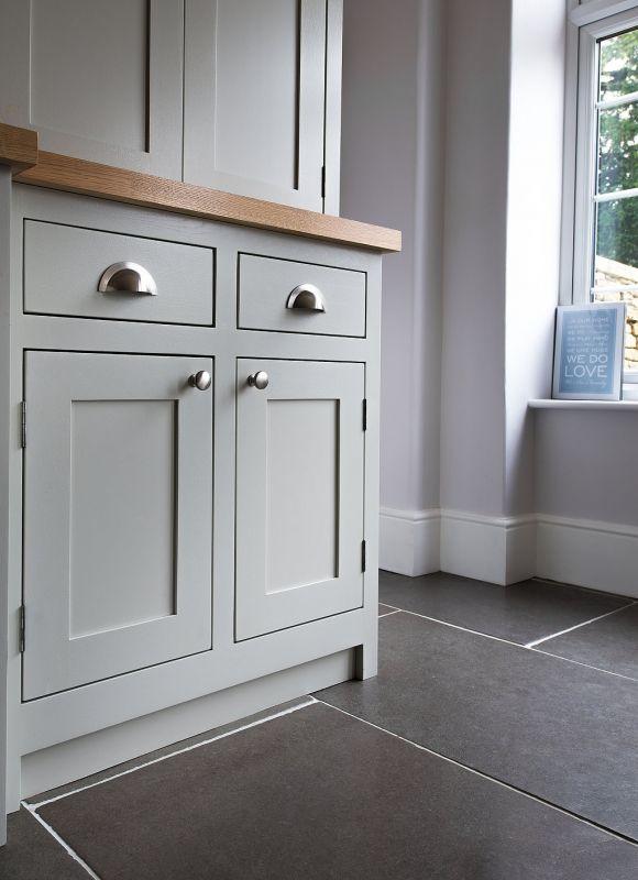 Hermosa Cocinas Shaker Cirencester Imagen - Ideas Del Gabinete de ...