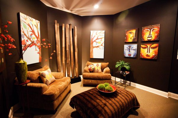 Small Game Room Decorating Ideas